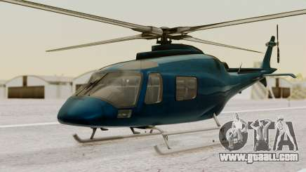AW-119 Koala for GTA San Andreas