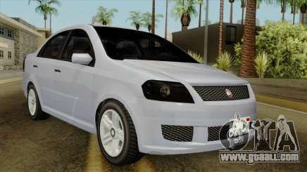 GTA 5 Asea DeClasse v2 IVF for GTA San Andreas