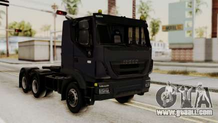 Volvo Truck from ETS 2 for GTA San Andreas