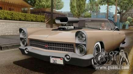 Vapid Peyote Bel-Air for GTA San Andreas