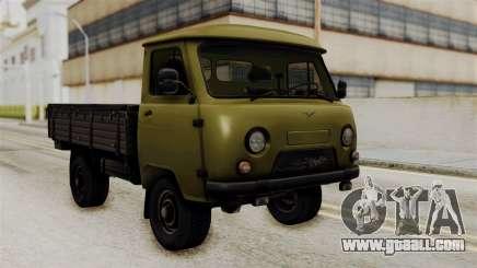 UAZ 3303 tadpole for GTA San Andreas