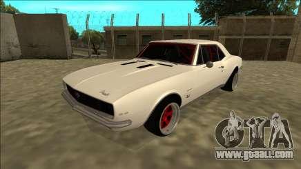 Chevrolet Camaro SS Drift for GTA San Andreas