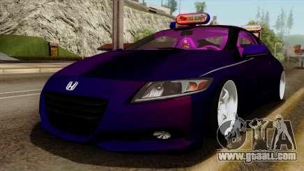 Honda CRZ Hybrid for GTA San Andreas
