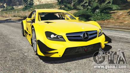 Mercedes-Benz C204 AMG DTM 2013 for GTA 5