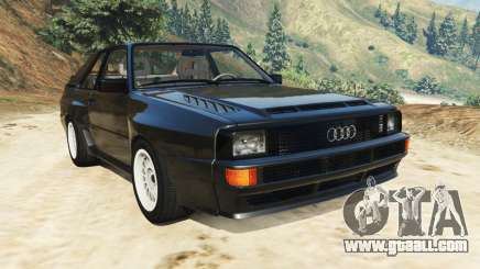 Audi Sport quattro v1.2 for GTA 5