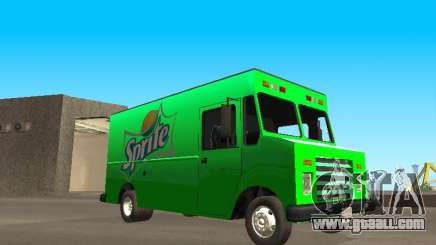 Boxville Sprite for GTA San Andreas