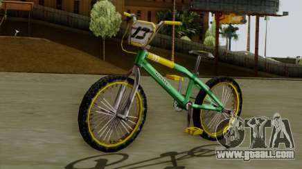 BMX Race from Bully for GTA San Andreas