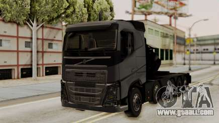 Volvo FH Euro 6 10x4 Exclusive Low Cab for GTA San Andreas