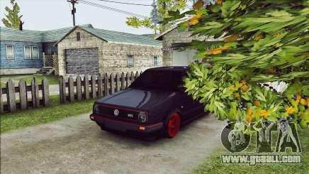 Volkswagen Golf Mk2 Line for GTA San Andreas