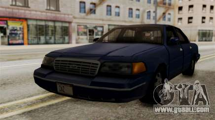 Ford Crown Victoria LP v2 Civil for GTA San Andreas