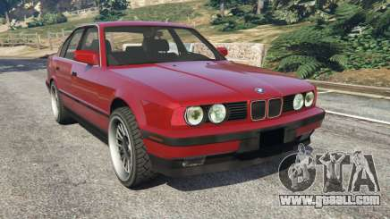 BMW 535i (E34) for GTA 5