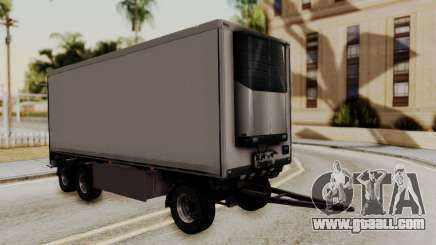 Cooliner Trailer from ETS 2 for GTA San Andreas