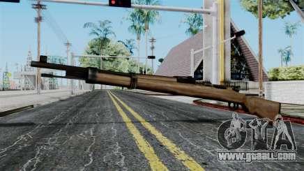 Kar98k from Battlefield 1942 for GTA San Andreas