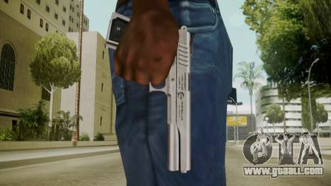 Atmosphere Colt 45 v4.3 for GTA San Andreas third screenshot