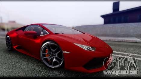 KISEKI V4 for GTA San Andreas eighth screenshot