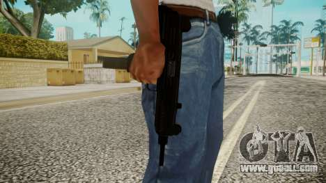 Micro SMG by EmiKiller for GTA San Andreas third screenshot
