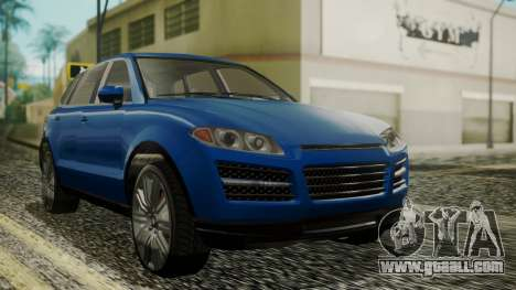 GTA 5 Obey Rocoto IVF for GTA San Andreas