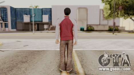 Dwmylc1 CR Style for GTA San Andreas third screenshot