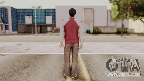 Dwmylc1 CR Style for GTA San Andreas third screenshot