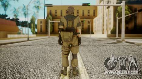 Venom Snake Other Arm for GTA San Andreas third screenshot