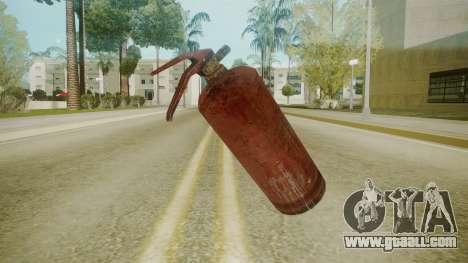Atmosphere Fire Extinguisher v4.3 for GTA San Andreas third screenshot