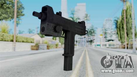 Misro SMG from RE6 for GTA San Andreas