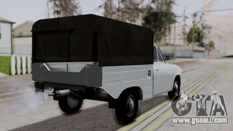 Syrena R20 v1.0 for GTA San Andreas left view