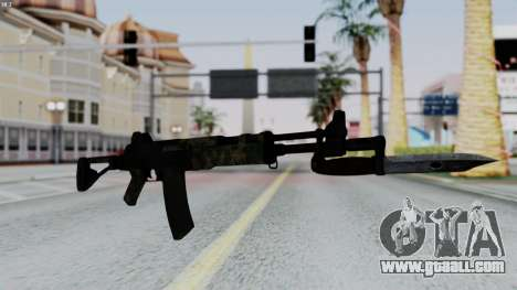 AK-47 from RE6 for GTA San Andreas