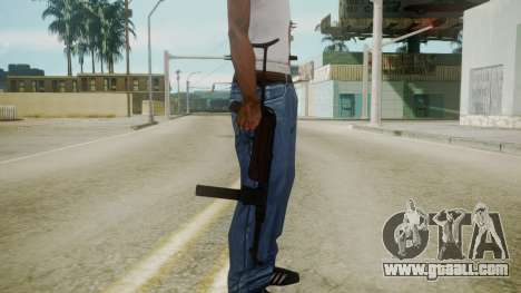 MP-40 Red Orchestra 2 Heroes of Stalingrad for GTA San Andreas third screenshot