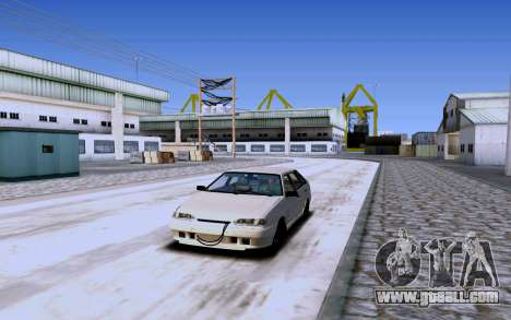 2114 Turbo for GTA San Andreas