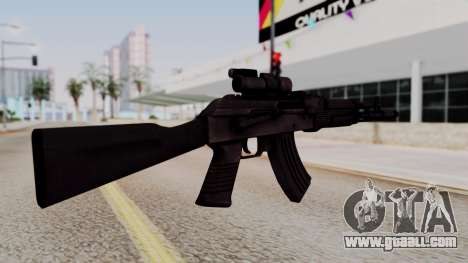 AK-103 from Special Force 2 for GTA San Andreas second screenshot