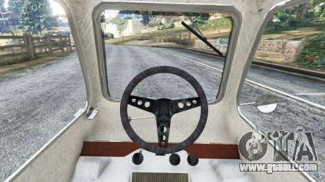 GTA 5 Peel P50 right side view