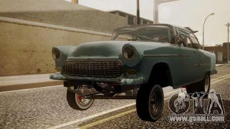 Chevrolet Bel Air Gasser for GTA San Andreas