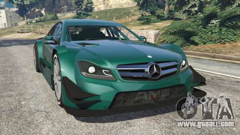 Mercedes-Benz C204 AMG DTM 2013 v1.0 for GTA 5