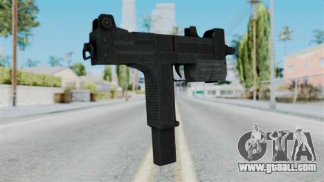 Misro SMG from RE6 for GTA San Andreas second screenshot