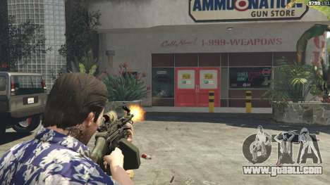 GTA 5 M249 fifth screenshot