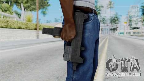 Misro SMG from RE6 for GTA San Andreas third screenshot