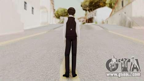 Kaneki Anteiku (Tokyo Ghoul) for GTA San Andreas third screenshot