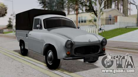 Syrena R20 v1.0 for GTA San Andreas