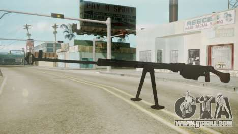 PTRS Red Orchestra 2 Heroes of Stalingrad for GTA San Andreas