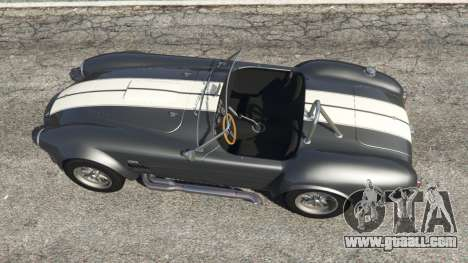 GTA 5 AC Cobra v1.2 [Beta] back view