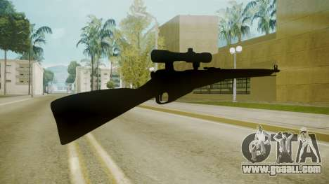 Atmosphere Sniper Rifle v4.3 for GTA San Andreas second screenshot
