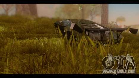 EnbTi Graphics v2 0.248 for GTA San Andreas second screenshot