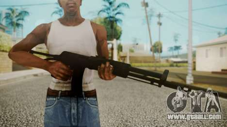 AK-47 by catfromnesbox for GTA San Andreas