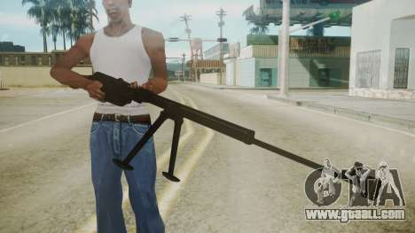 PTRS Red Orchestra 2 Heroes of Stalingrad for GTA San Andreas third screenshot