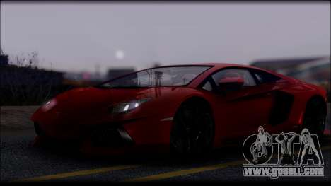 KISEKI V4 for GTA San Andreas second screenshot