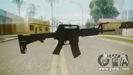 Atmosphere M4 v4.3 for GTA San Andreas second screenshot