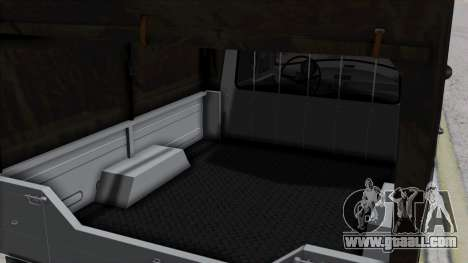 Syrena R20 v1.0 for GTA San Andreas back view