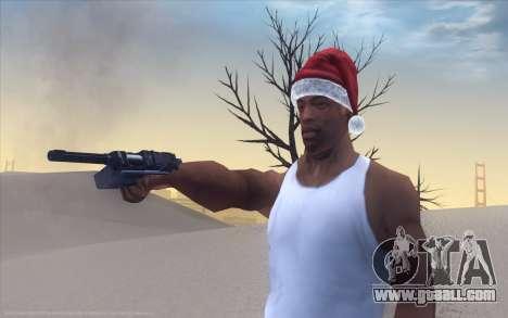 Realistic Weapons Pack for GTA San Andreas third screenshot