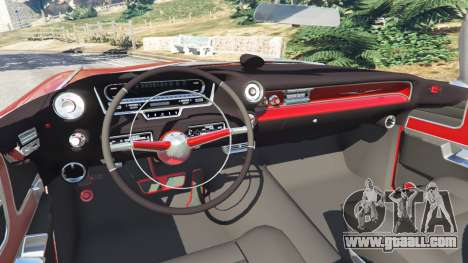 GTA 5 Cadillac Eldorado rear right side view